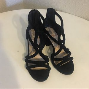 Sole Society Suede Sandals